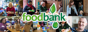 Micah Group supporting Foodbank
